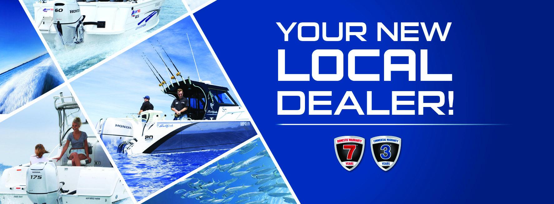 Honda Total Marine Repairs
